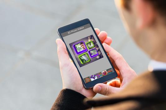 3D Photo Editor screenshot 2