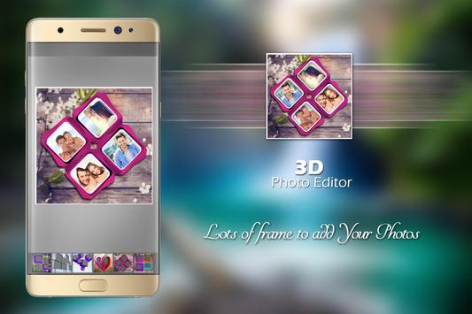 3D Photo Editor screenshot 3