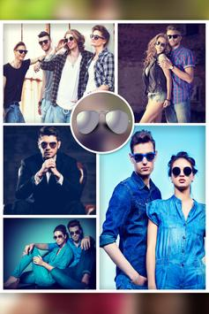 New Sunglass for man and woman poster