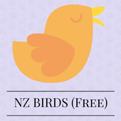 Birds of New Zealand (Free) icon