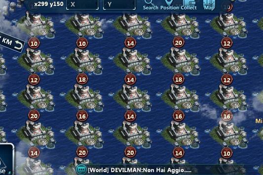 War of Warship:English apk screenshot