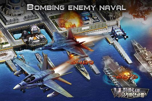 War of Warship:English (Unreleased) apk screenshot