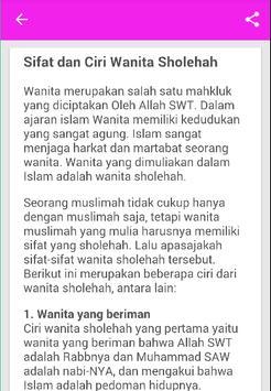PANDUAN WANITA SHOLEHAH screenshot 3