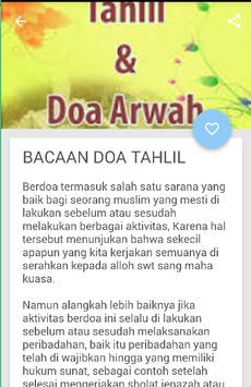 DOA ZIARAH KUBUR screenshot 1