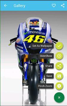 Wallpaper MotoGP VR46 HD apk screenshot