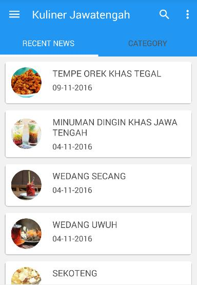 Resep Masakan Jawatengah Terlengkap For Android Apk Download