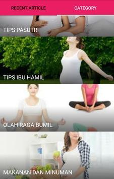 PANDUAN IBU HAMIL screenshot 5