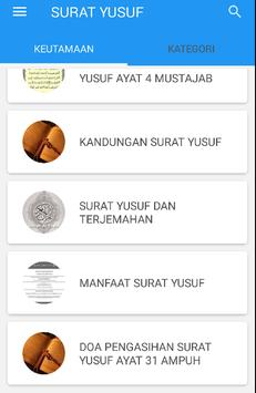Surat Yusuf For Android Apk Download