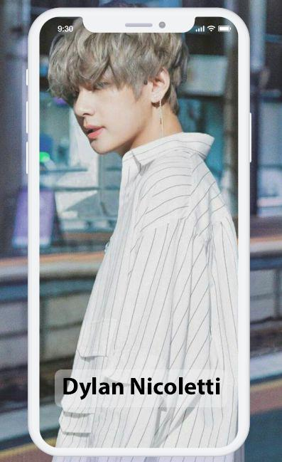 Bts V Kim Taehyung Wallpapers Kpop 3d Live For Android Apk