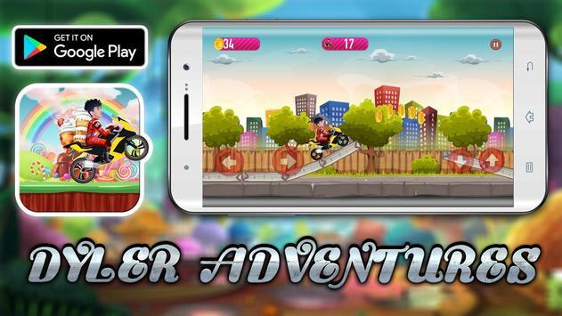 Dyler Motorbike Adventures apk screenshot