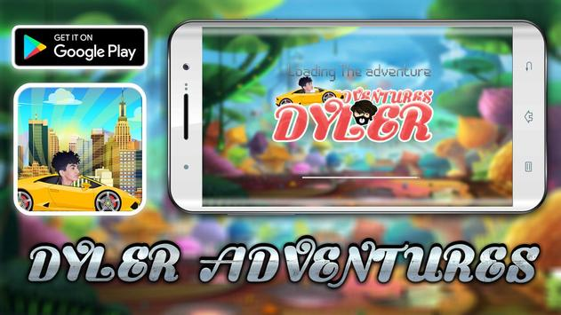 Dyler supercars adventures poster