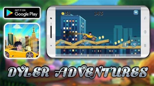 Dyler supercars adventures apk screenshot
