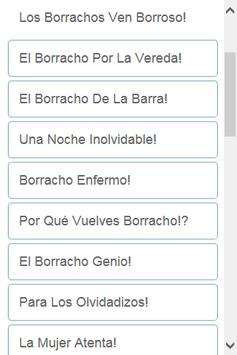 Chistes Cortos de Borrachos poster