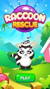 Raccoon Rescue poster
