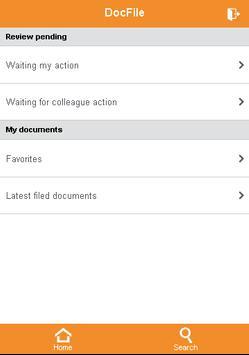 DocFile Mobile apk screenshot