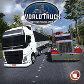 World Truck Driving Simulator 图标