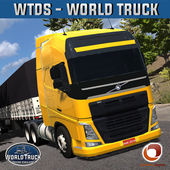 World Truck Driving Simulator ícone