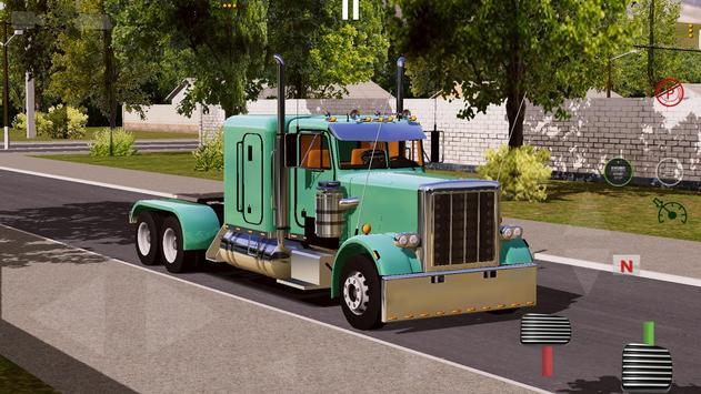 World Truck Driving Simulator 海报