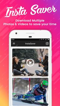 InstaSaver apk screenshot