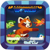 guide for dynamons kids games icon