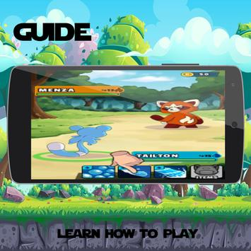 guide for dynamons kids games poster