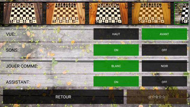 Echecs 3d (chess-Pro ) screenshot 5