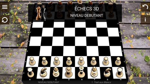 Echecs 3d (chess-Pro ) screenshot 8