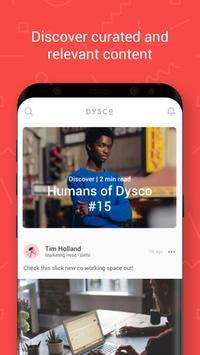 Dysco apk screenshot