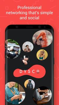 Dysco poster
