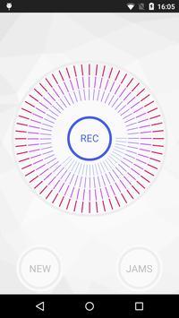 Circle Jam - 4 track recorder apk screenshot