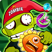 Plants Match : Zombie Hero icon
