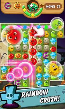 Plants Match : Zombie Hero apk screenshot