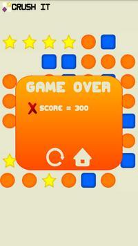 Crush It reflex game apk screenshot