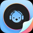 Lark Player Theme - Blue APK