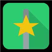 Happy New Year Sparkler icon