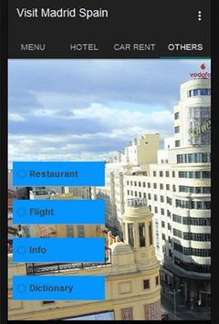 Visit Madrid Spain apk screenshot