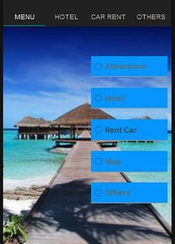 Visit Maldives poster