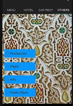 Visit Marrakech Marocco apk screenshot