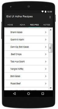 Eid Ul Azha Recipes screenshot 1