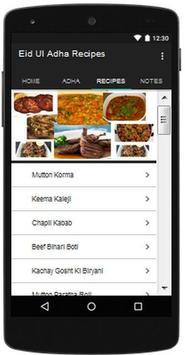 Eid Ul Azha Recipes screenshot 3