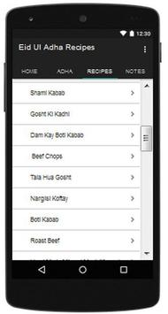 Special Eid Ul Adha Recipes screenshot 2