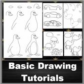 Basic Drawing Tutorials icon
