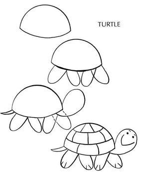 Basic Drawing Tutorials apk screenshot