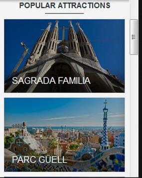 Visit Barcelona screenshot 2
