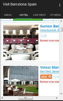 Visit Barcelona screenshot 3
