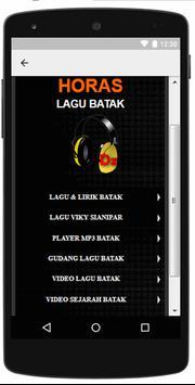 Kumpulan Lagu Batak terbaik apk screenshot
