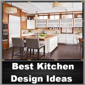 Best Kitchen Design layout icon
