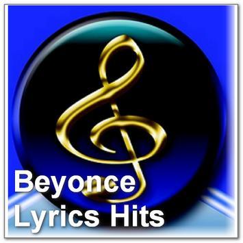 Beyonce Lyrics Hits poster
