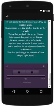Beyonce Lyrics Hits screenshot 2