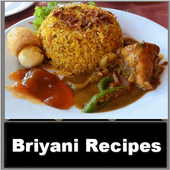 New Biriyani Recipes icon